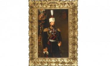 България тайно купи портрет на Батенберг на търг