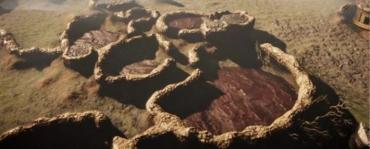 Археолози откриха изгубен град в Южна Африка
