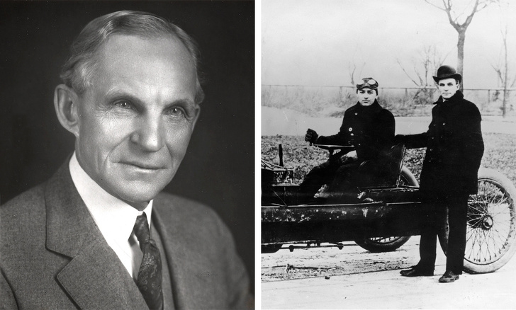 Хенри Форд създава Модел Т на 45 години