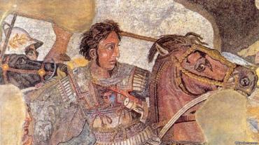 Смъртта на Александър Велики