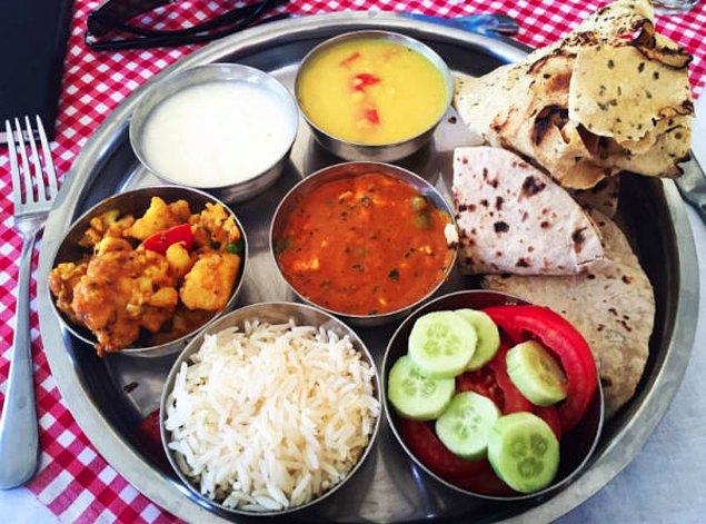 20. Индия - две цели ястия в крайпътна закусвалня