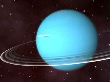 Защо Уран е толкова уникална?