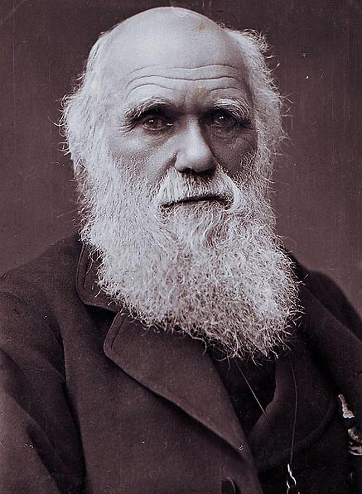 Чарлз Дарвин революционизира науката на 50 г. с теорията си за еволюцията
