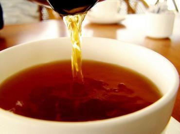 Руската диета, базирана на черен чай