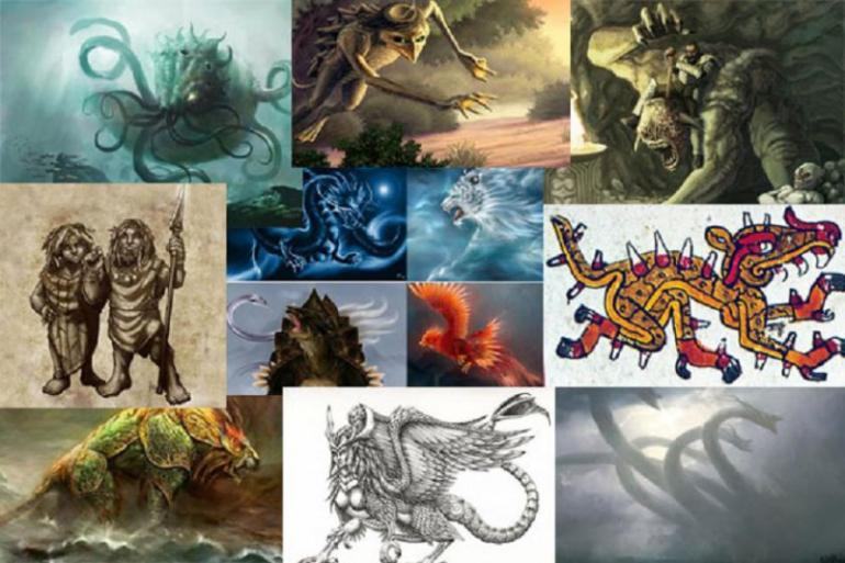 Митологични чудовища