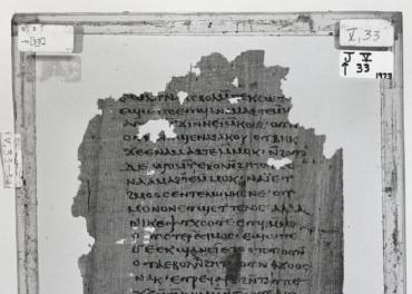Откриха оригинал на Апокалипсиса на апостол Яков