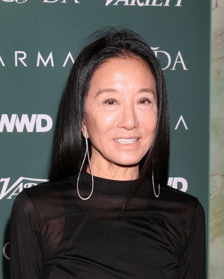 Вера Уан влезе в света на модата на 40 години