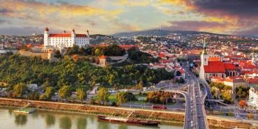 Да посетим Братислава - история, култура, кухня