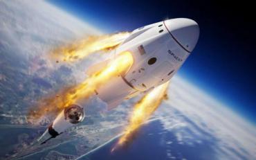 SpaceX премина последния тест преди да изпрати космонавти в космоса