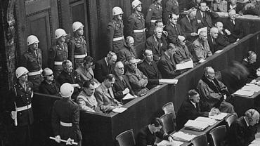 1 октомври 1946 г. - приключват Нюрнбергските процеси