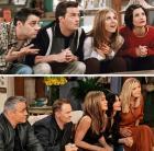 Как изглеждат Приятели-те тогава и сега?
