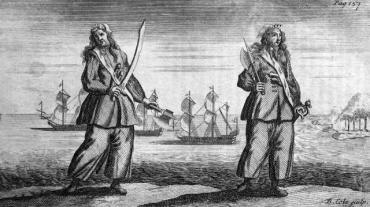 5 жени пирати, които владееха моретата