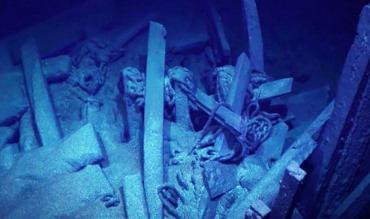 В Черно море: Корабокрушение, открито в